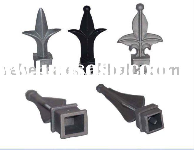 high quality aluminum die casting spears