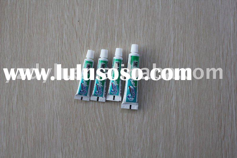 hotel toothpaste /travel toothpaste /disposable toothpaste