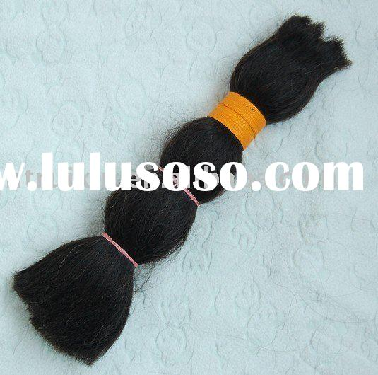 human hair extension/human hair products/natural hair