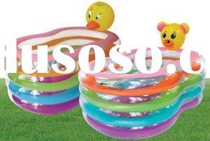 inflatable Baby duck swimming water pool