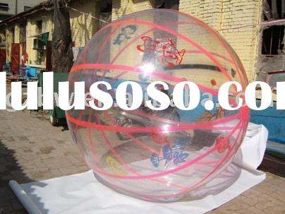 inflatable ball/ human sphere/ water ball