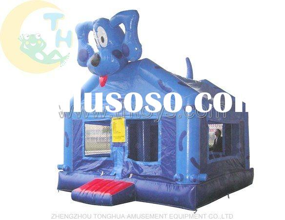 inflatable bouncy castle, bouncy jump castle, air bounce house, inflatable moonwalks