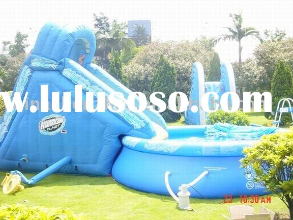inflatable swimming pool,inflatable water slide,inflatable pool