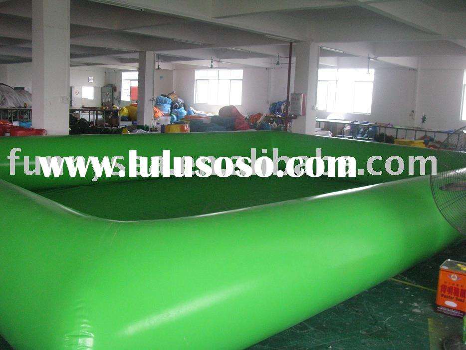 inflatable swimming pool / water walking ball