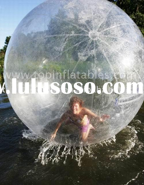 inflatable water ball/human sphere