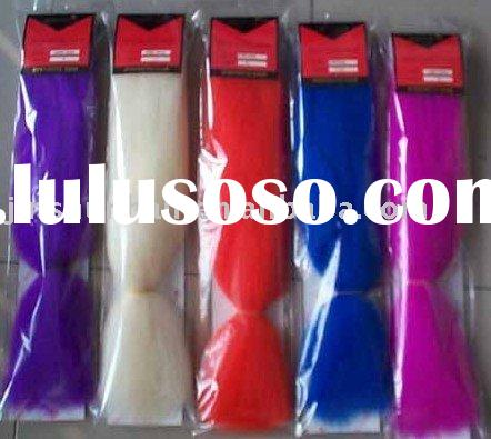 kanekalon hair fiber braids - HighLight Color Braids