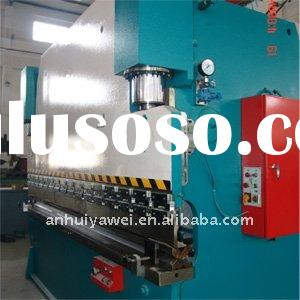large CNC press brake, PSH series hydraulic plate bending machine, door frame bending machine