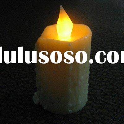 led candle,magic candle,electronic candle,flashing candle,led candle light,decorative candle,flamele