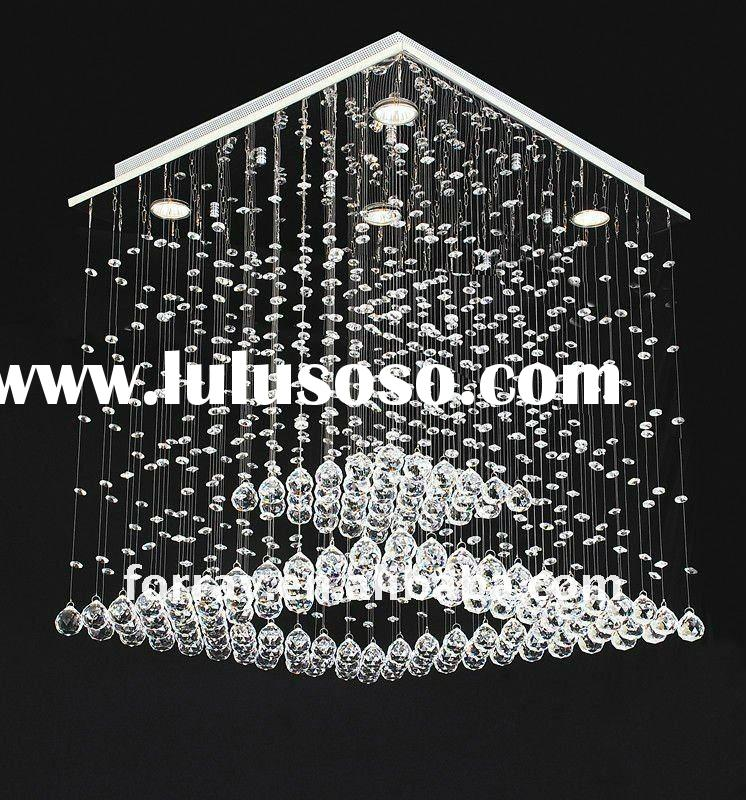 led decorative crystal chandelier light&pendant lamp SR1007-5(FORRAY)