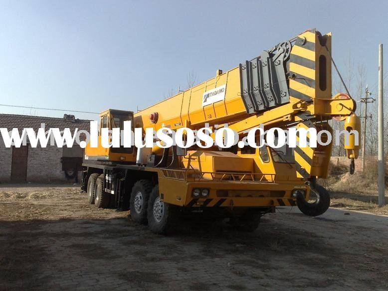 lifting machine 80Ton tadano crane for sale(used crane crane)