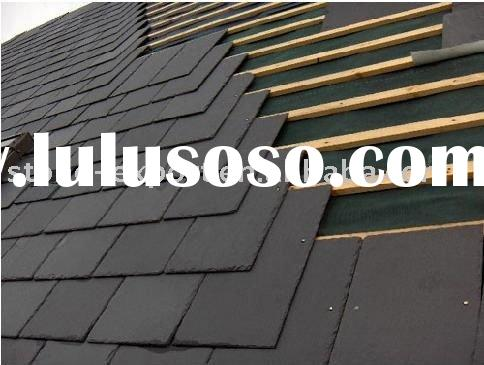 light grey slate roofing tiles for sale
