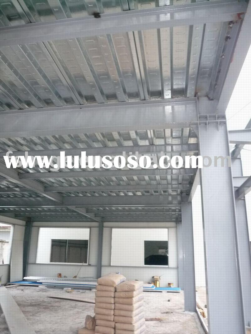 light steel structure building,prefabricated building