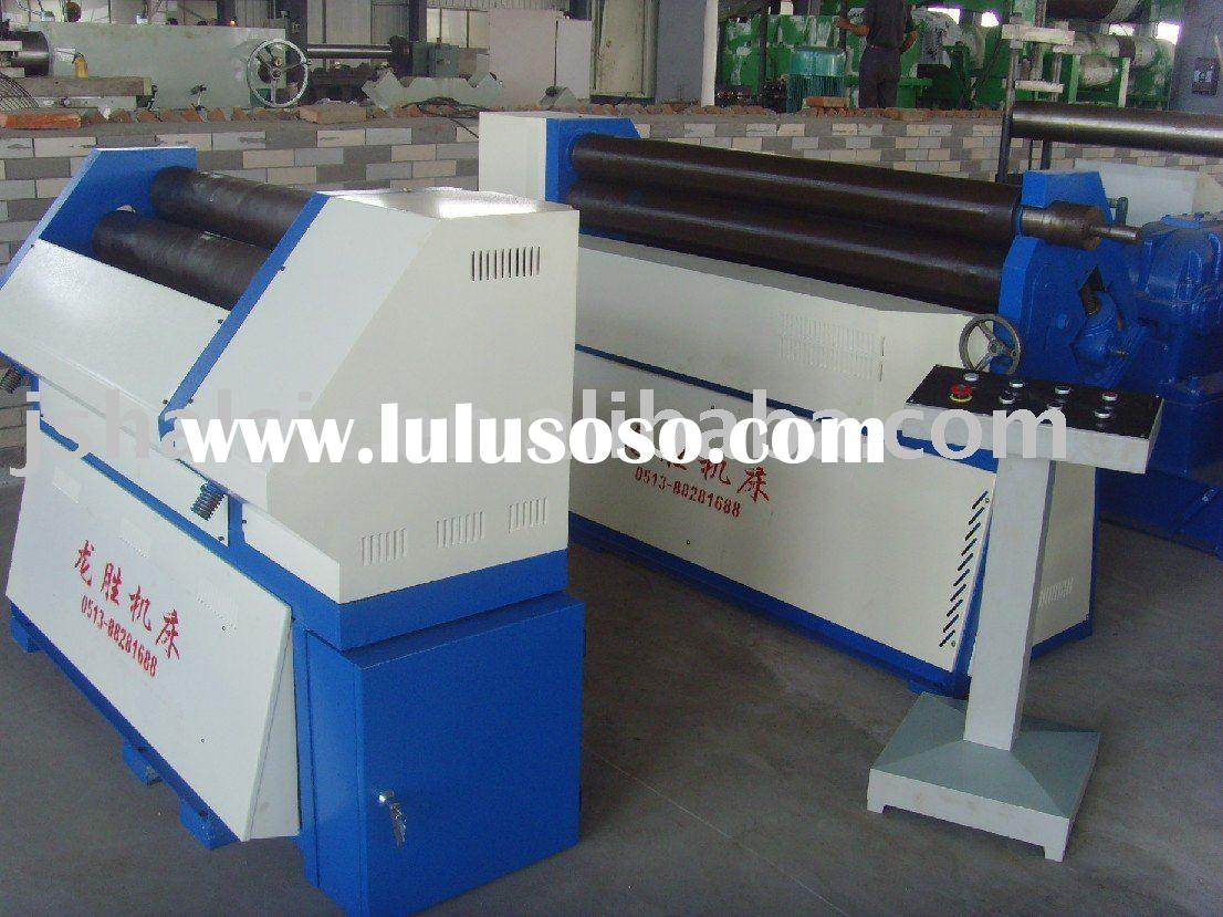 machinery 3 roll sheet bending machine