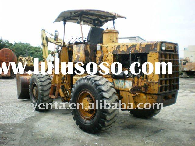 machinery trader - wheelloader ( JH65C1 ) - used tractors