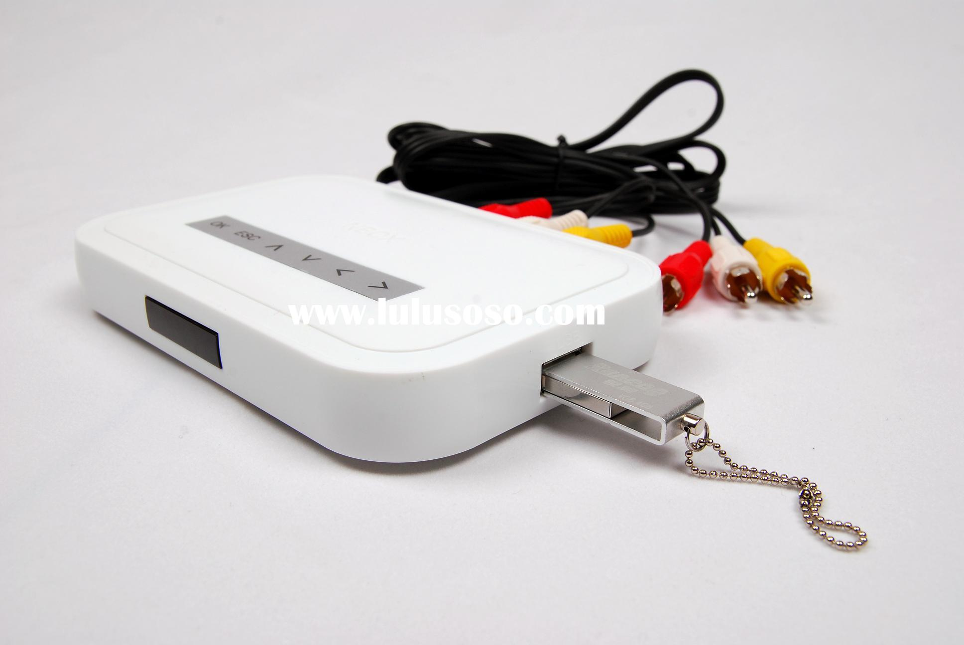 Media Player Nbox Hard Disk Players Inch Hdd