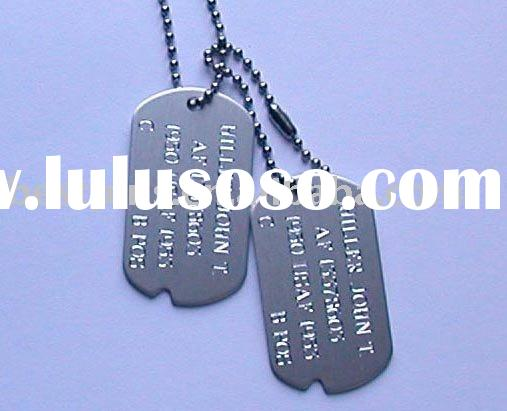 metal dog tag,custom dog tag,metal dog name tag,military dog tag