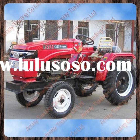 mini farm tractor-QNF22HP/ Farm 2 wheel tractor/tractor agriculture equipment 0086-13733199089