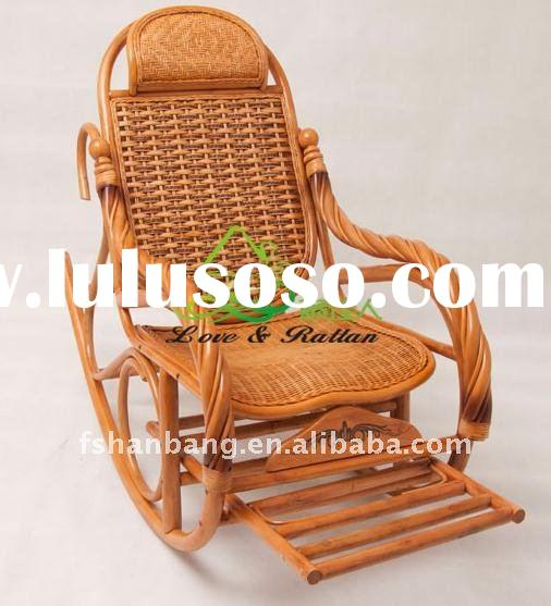 mission rocking chair plans
