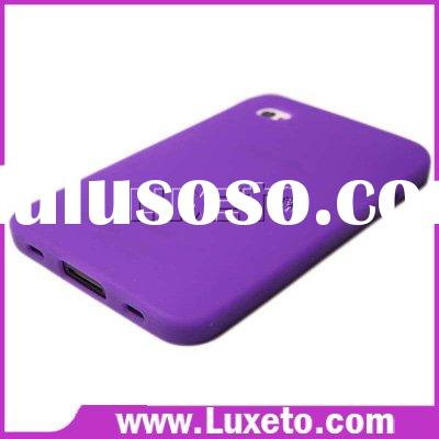 mobile phone accessories for Samsung galaxy Tab P1000 silicone case