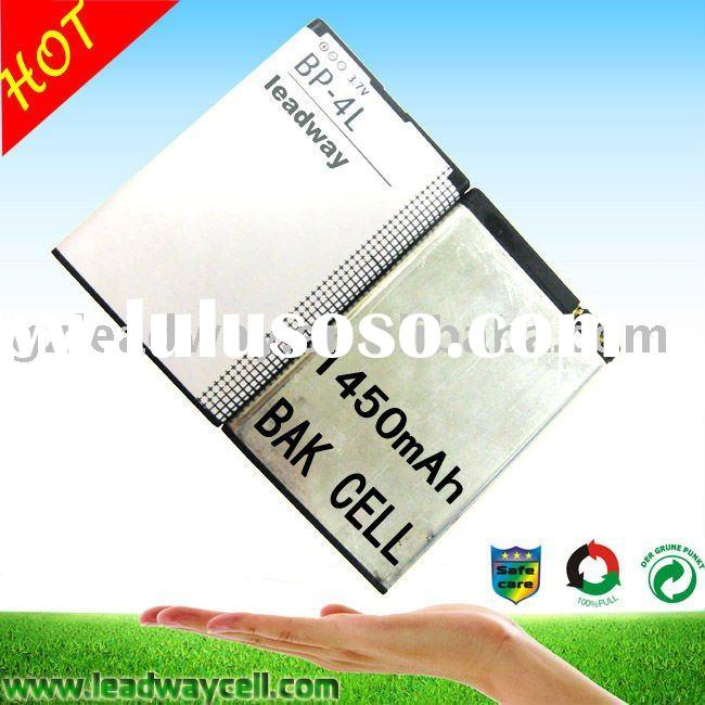 mobile phone battery BP-4L for Nokia E71