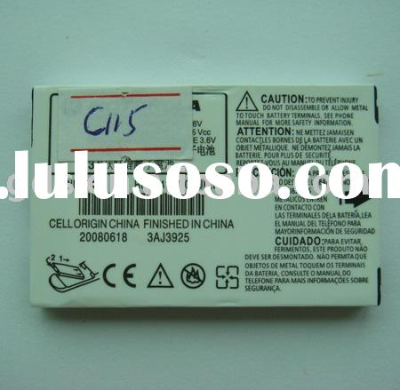 mobile phone/cell phone battery for nokia c115