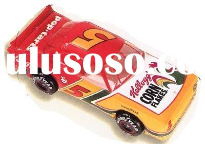 nascar/inflatable car/car toys/plastic toys/