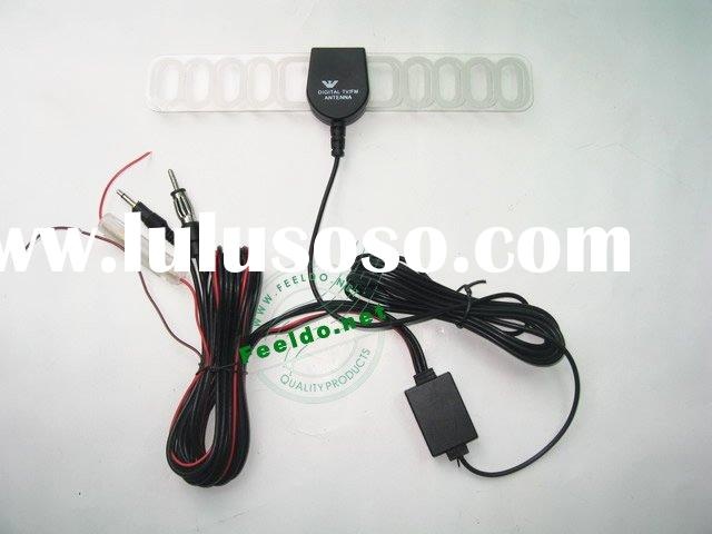 new Car TV and Radio Antenna Amplifier+Booster(FD-A0010)