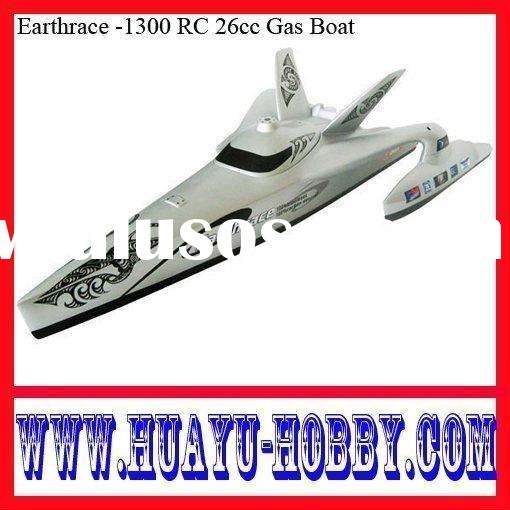 new product RC boat new & hot rc toys Earthrace -1300 RC 26cc Gas Boat (GB-GL060)