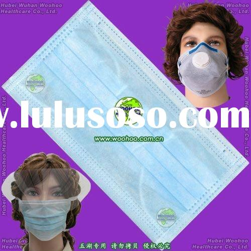 non-woven disposable surgical face mask, disposable medical face mask, disposable surgical mask