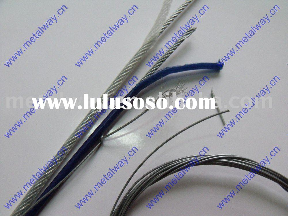 nylon coated steel wire rope