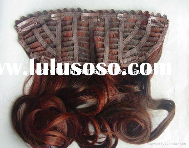 Clip In Human Hair Extensions Cheap 41