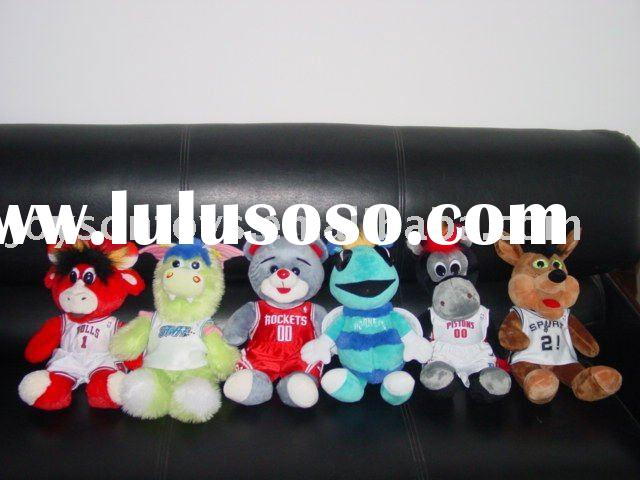 plush different kinds of animal stuffed toy