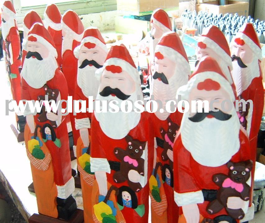 plywood X'MAS decoration/holiday ornament/christmas gifts/decorative items/wood crafts