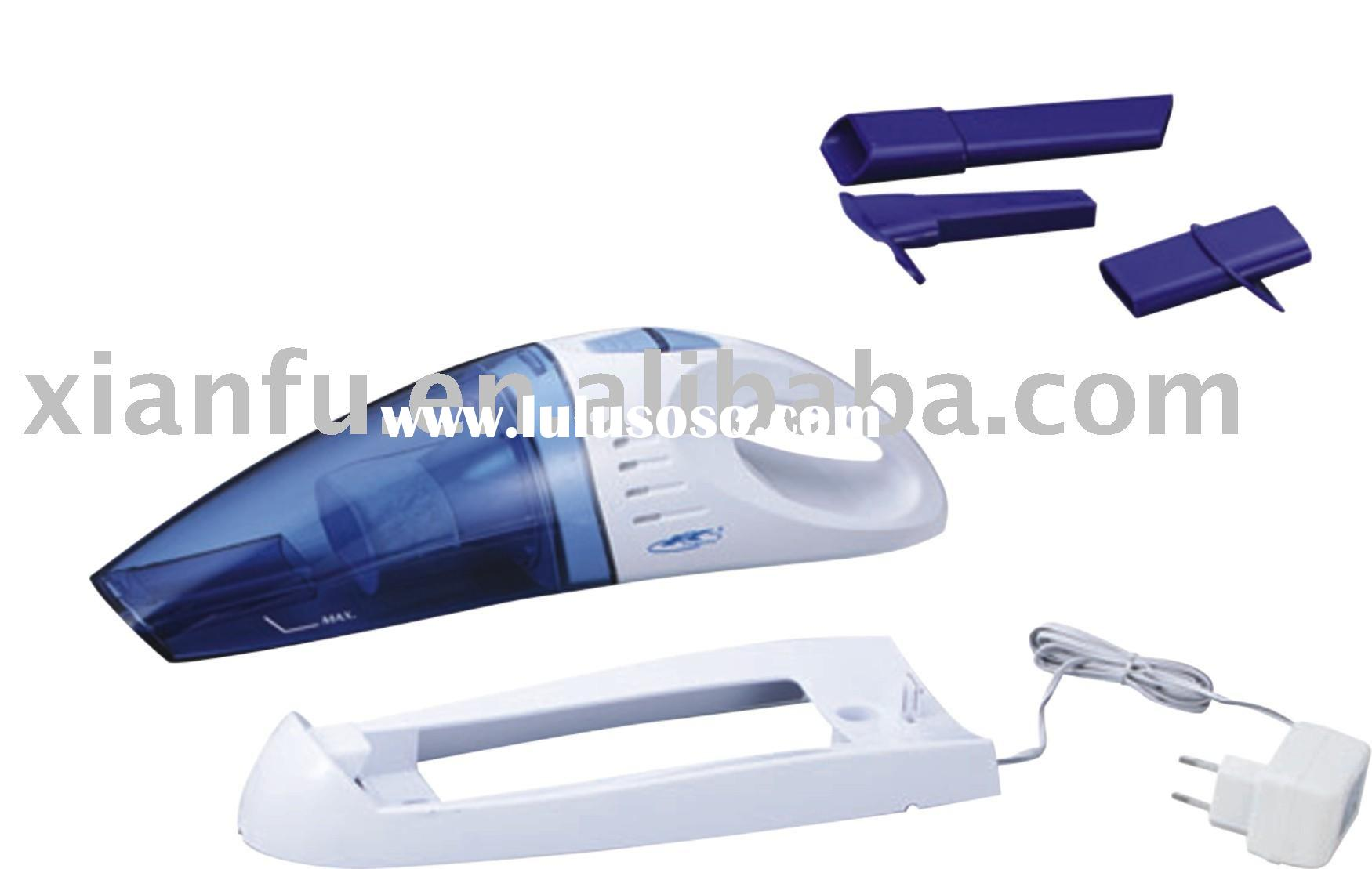 portable handheld rechargeable vacuum cleaner