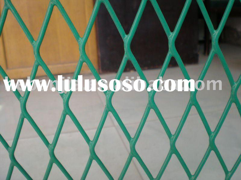 pvc coated Expanded metal sheet