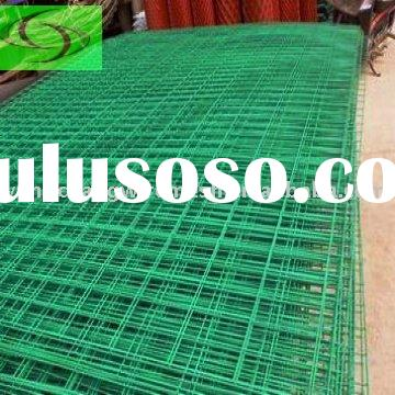 pvc coated wire mesh flooring