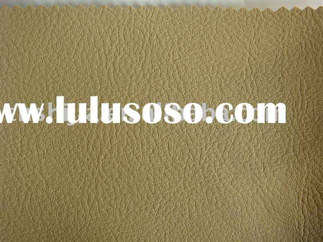 pvc leather for car seat cover Phthalates FREE