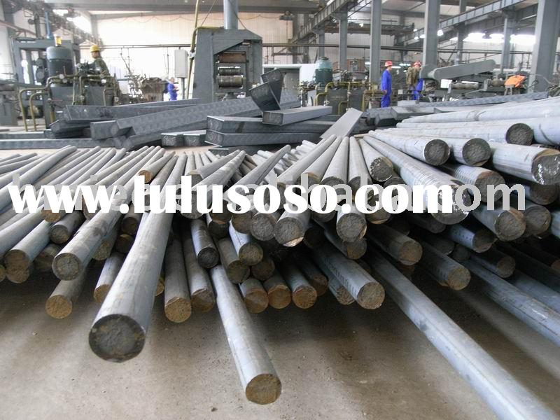 round cast iron bar