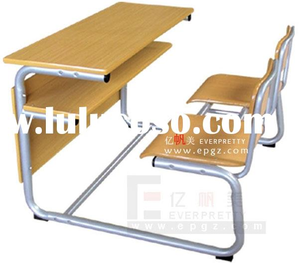school desk and chair,double student desk and chair ,primary school desk and chair,school furniture