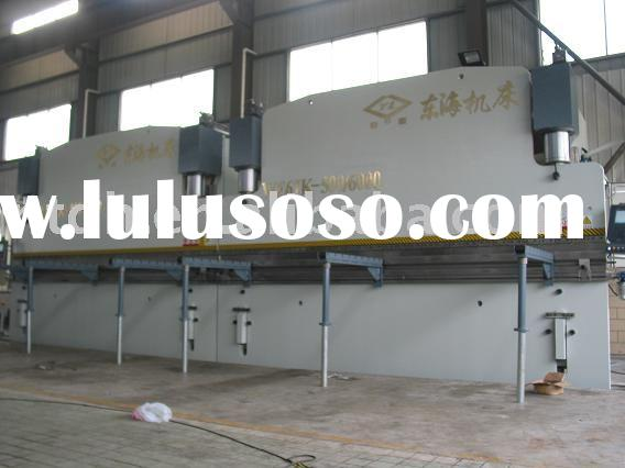 sheet bending machine, sheet metal machinery,CNC press brake
