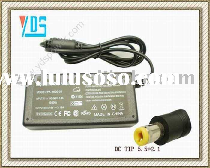 solar laptop charger for Acer 19V 3.16A