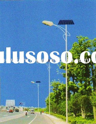 solar panels / PV module / LED lamp head / high power LED solar street light