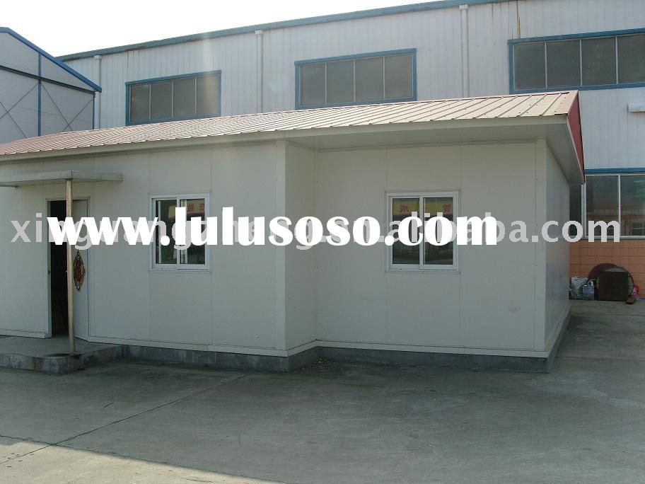 steel modular commercial prefabricated light steel structure house