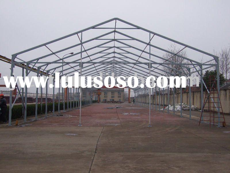 Steel Structure Exhibition Hall & steel structure tent steel structure tent Manufacturers in ...
