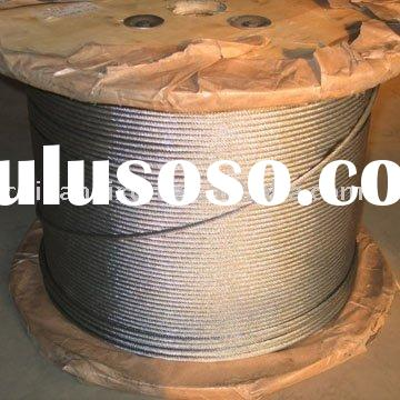 steel wire rope, steel wire rope for elevator,steel wire rope for traction elevators