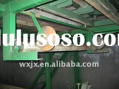structure is simple--gypsum wall partition board production line