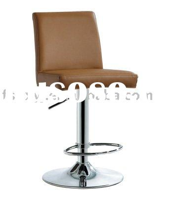 swivel hotel bar chair/ PU bar stool/ counter stool/ kitchen stool