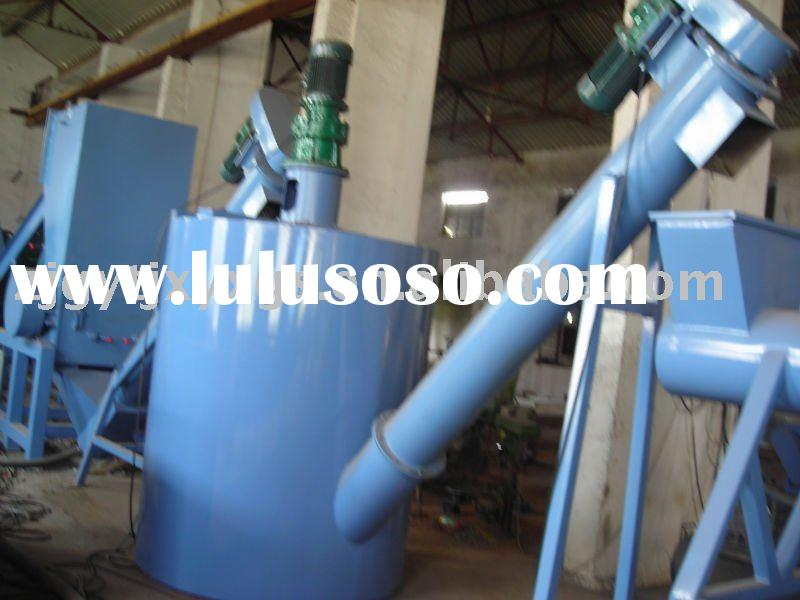 waste plastic PET bottle recycling machine/line/machinery/equipment