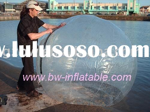 water balloon/inflatable water ball/inflatable human racing