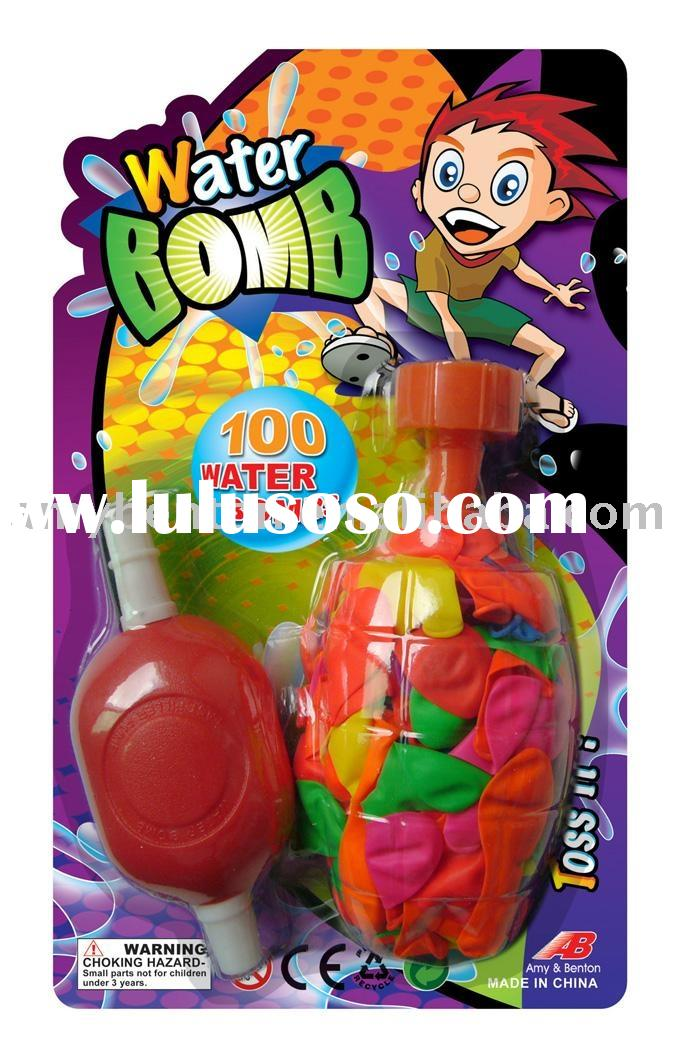 water bomb balloons,plastic toy,children toy ,kid's toy ,water ball ,ball ,sport toy,promoti